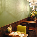 book and café gleam -