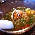 冷麺処 伸 - 冷麺~♪