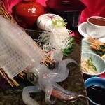 玄海 若潮丸 - 料理写真: