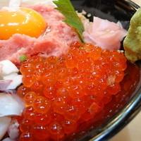 喜久味寿司-いくら