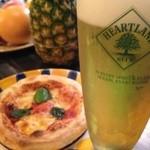 AUBE.cafe CUATRO - ピザとビール★相性抜群♪