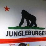 ジャングルバーガー - ジャングルバーガーの旗