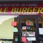 ジャングルバーガー - 店舗入口