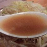 豚星。 - スープ
