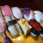 大入寿司 - 特上寿司