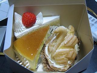 欧風菓子 白鳥