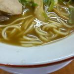 第一旭 - 麺とスープ('13.12)