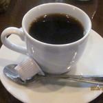 ピッツェリア ラマーノ - ホットコーヒー