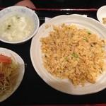 日本橋焼餃子 - チャーハン
