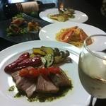 AUBE.cafe CUATRO - オシャレで贅沢なイタリアンを★