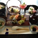 松正 - 料理写真:春の会席料理