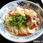 麺や吉村 - 肉ぶっかけ冷