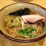 首里製麺 - 琉球そば