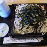 そば処 更科 広栄 - 料理写真:大ざる