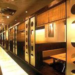 お好み焼き 徳川 総本店 - ゆったりくつろげる個室です