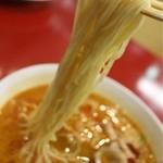 担々亭 - 麺
