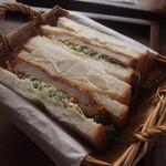 グローブテラス - クラブハウスサンドイッチ