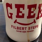 フィルバート ステップス - よだれコーヒー