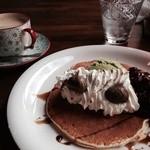 花豆 - 和風のパンケーキ