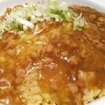 炒飯と酸辣湯麺の店 キンシャリ屋 - あんかけチャーハン♪