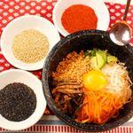 スンドゥブ韓豆 - 石焼ピビンバなどご飯ものもございます