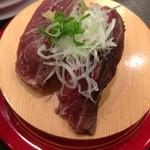 しーじゃっく - マグロほほ肉たたき@252円