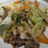 韓国家庭料理 珍味 - 料理写真:ブルコギ定食 900円ランチ Close Up