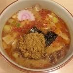 22919913 - 辛つけ麺(つけ汁)
