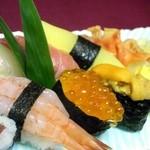 天狗鮨 - 料理写真:握り寿司