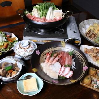 鶏料理と鮮魚、フレッシュな野菜を求めて…