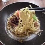 優乃華のやきそば屋 - 麺もラーメンの細麺 2013.11