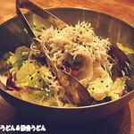 イザカヤTOMBO - 彩り野菜のチョレギサラダ