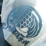 鳴門鯛焼本舗 - ビニール袋