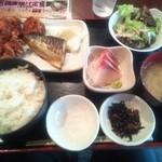 九州の地魚料理 侍 - 『七人の侍』定食¥850