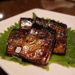 蔵の和Bar フクワウチ  - 秋刀魚の一夜干しの燻製