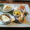 茶寮 森澤 - 料理写真:師走 お昼の季節御膳 ¥1575 前菜