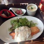 彩食堂 - 日替りランチ 680円