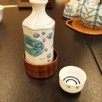 大喜 - 燗酒は「特選黒松剣菱」