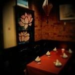 ニャーヴェトナム - 落ち着いて食事をされたいお客様には1階席がおすすめです。
