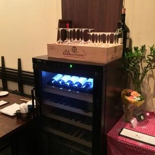 ソムリエ厳選の輸入ワインボトルは2980円~!