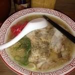 ヒノマル食堂 - チャーシュー麺。
