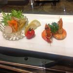 香虎 - 前菜