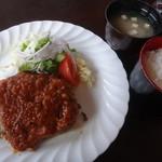 汽車ぽっぽ - 料理写真:
