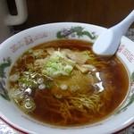 きたやま - 料理写真:ラーメン600円