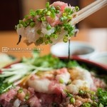 冨久良 - 料理写真:ネギトロ