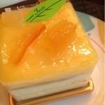 パティスリー ラズリー - チーズケーキ