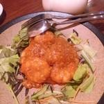 中国料理 龍 - エビチリ