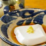 ぱやお - ジーマミー豆腐