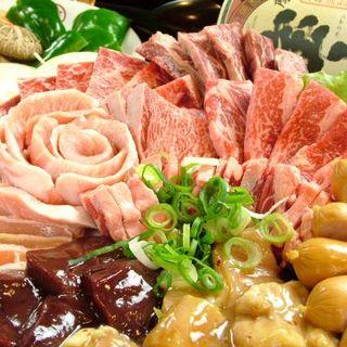 【スタンダード】焼肉食べ放題&飲み放題