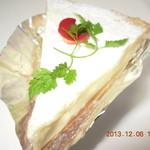 ジューンブライド - レアチーズ(\270)